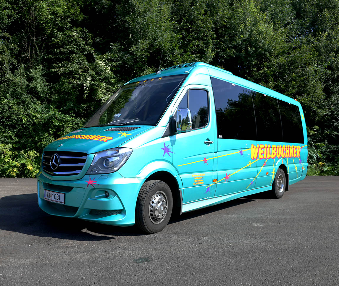 MERCEDES PANORAMA SPRINTER